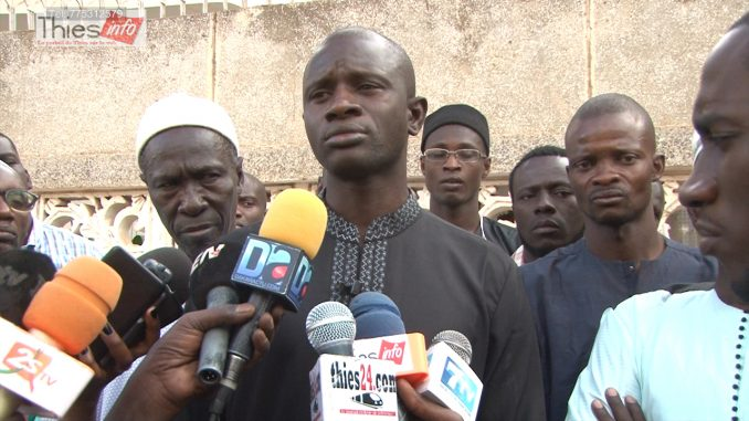 DOCTEUR BABACAR DIOP A THIES