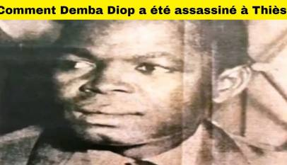 comment demba diop a ete assassi 406x233 - Comment Demba Diop a été assassiné à Thiès?