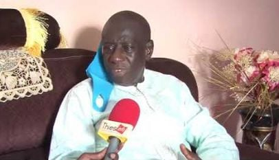 DEWENATY OMAR BADIANE PRESIDENT DU PARTI ALTERNATIVES SENEGALAISES