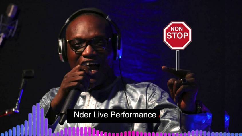 nder live performance non stop a 845x475 - Nder Live Performance non stop audio