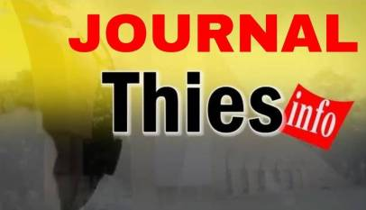 senegal news le journal sur thie 406x233 - Senegal News Le Journal sur Thies info
