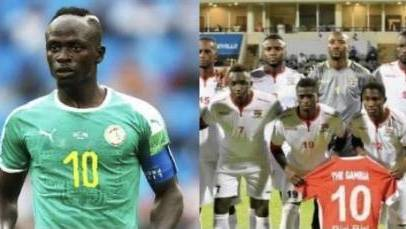 14F1D7D1 3EC5 4F93 82DB 8398EA2574BF 406x229 - CAN 2022: Sadio Mané salue la qualification historique de la Gambie